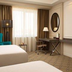 Гостиница DoubleTree by Hilton Kazan City Center 4* Номер Делюкс с различными типами кроватей фото 4