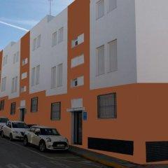 Отель Apartamentos Conilsol Испания, Кониль-де-ла-Фронтера - отзывы, цены и фото номеров - забронировать отель Apartamentos Conilsol онлайн парковка