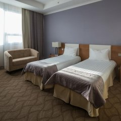 Гостиница Думан 4* Стандартный номер с 2 отдельными кроватями фото 2