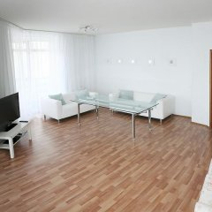 Апартаменты Hhotel Apartments на Радищева 18 Апартаменты с разными типами кроватей фото 13
