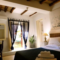 Отель The BlueHostel Стандартный номер с различными типами кроватей фото 4