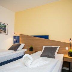 Median Hotel Hannover Messe 3* Стандартный номер с двуспальной кроватью фото 2