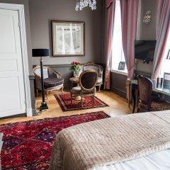 Отель Hôtel Eggers Швеция, Гётеборг - отзывы, цены и фото номеров - забронировать отель Hôtel Eggers онлайн комната для гостей
