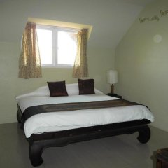 Отель Villa Thongbura 3* Студия с различными типами кроватей фото 4