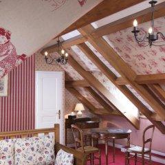 Отель Rives De Notre Dame Париж в номере фото 2