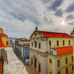 Hotel Borges Chiado 3* Стандартный номер с 2 отдельными кроватями