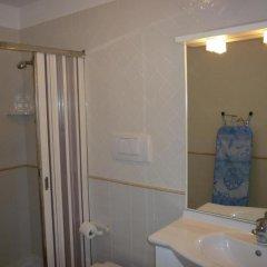 Отель Villa Verde Проччио ванная