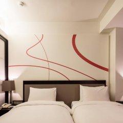 Отель Mercure Ambassador Seoul Gangnam Sodowe 4* Стандартный номер с различными типами кроватей фото 5