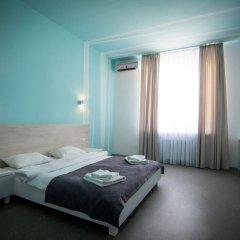 Гостиница Волна 3* Стандартный семейный номер с разными типами кроватей фото 2