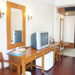 Отель Naklua Beach Resort 3* Стандартный номер с различными типами кроватей фото 5