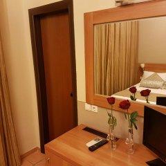Hotel Glaros 2* Стандартный номер с разными типами кроватей