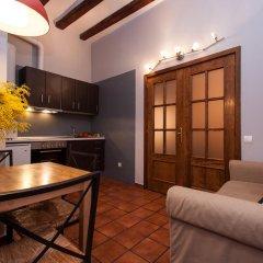 Апартаменты Plaza Real Apartments Барселона в номере