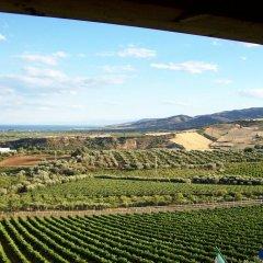 Отель Agriturismo La Collinetta Италия, Нова-Сири - отзывы, цены и фото номеров - забронировать отель Agriturismo La Collinetta онлайн балкон