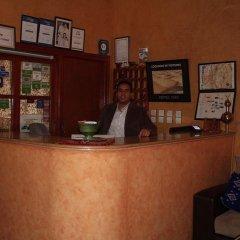Отель Marmar Марокко, Уарзазат - отзывы, цены и фото номеров - забронировать отель Marmar онлайн интерьер отеля фото 2