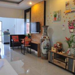 Отель Eat n Sleep Таиланд, Пхукет - отзывы, цены и фото номеров - забронировать отель Eat n Sleep онлайн интерьер отеля фото 2