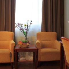 Maritim Hotel 3* Стандартный номер с двуспальной кроватью фото 2