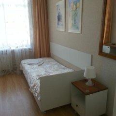 Гостиница Солнечная Стандартный номер с разными типами кроватей фото 39