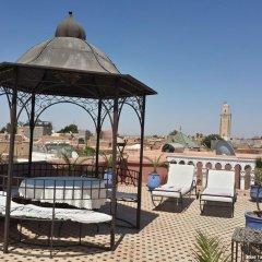Отель Riad Tahar Oasis Марокко, Марракеш - отзывы, цены и фото номеров - забронировать отель Riad Tahar Oasis онлайн бассейн