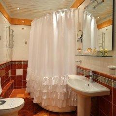 Отель Маяк (корпус Омь) Омск ванная