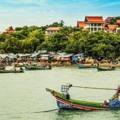 Отель Phatong Residence пляж