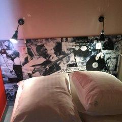 La Guitarra Hostel Стандартный номер с различными типами кроватей фото 2