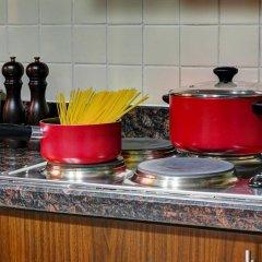 Abidos Hotel Apartment, Dubailand 4* Улучшенные апартаменты с различными типами кроватей