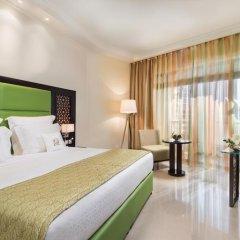 Отель The Ajman Palace 5* Номер Делюкс с различными типами кроватей фото 4