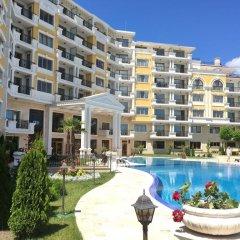 Отель Вилла Florence Болгария, Свети Влас - отзывы, цены и фото номеров - забронировать отель Вилла Florence онлайн бассейн фото 2