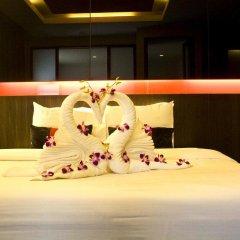 Отель Z Through By The Zign 5* Номер Делюкс с различными типами кроватей фото 27