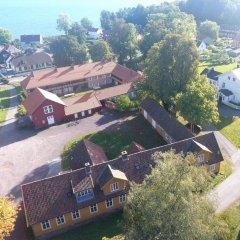 Отель Gamlehorten Gjestegård спортивное сооружение