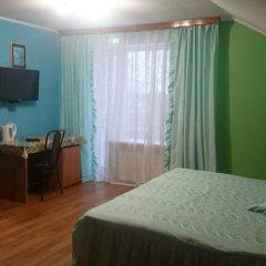 Гостиница Дубрава Номер Делюкс с различными типами кроватей
