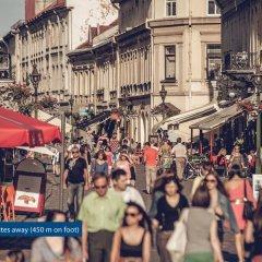 Отель Kaunas City Литва, Каунас - отзывы, цены и фото номеров - забронировать отель Kaunas City онлайн помещение для мероприятий фото 2