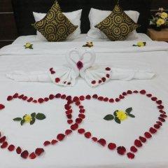 Dengba Hostel Phuket Улучшенный номер с различными типами кроватей фото 24