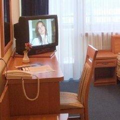 Отель Ośrodek Konferencyjno Wypoczynkowy Hyrny Стандартный номер фото 4