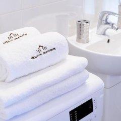 Отель Exclusive Apartments - Pańska Польша, Варшава - отзывы, цены и фото номеров - забронировать отель Exclusive Apartments - Pańska онлайн ванная фото 2