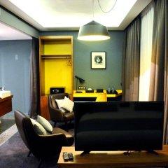 Отель Hôtel GAUTHIER 4* Президентский люкс с различными типами кроватей фото 4