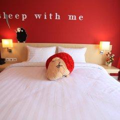 Sleep With Me Hotel design hotel @ patong 4* Улучшенный номер