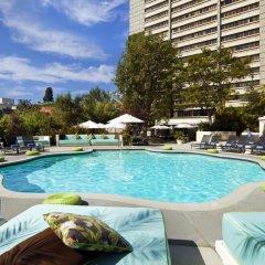 Отель W Los Angeles - West Beverly Hills бассейн фото 2