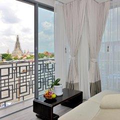 Отель Riva Arun Bangkok 4* Номер Делюкс с различными типами кроватей фото 5