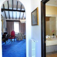 Отель San Román de Escalante 4* Улучшенный номер с различными типами кроватей фото 14