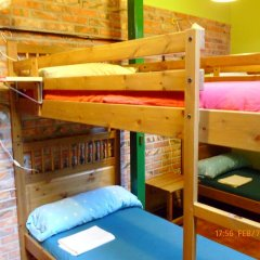 Отель Albergue Peña Castil детские мероприятия