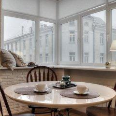 Апартаменты на Бронной Апартаменты разные типы кроватей фото 42