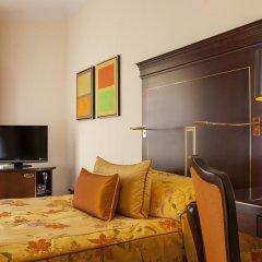 Отель Bülow Palais 5* Номер Комфорт с двуспальной кроватью фото 3