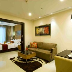 Отель FuramaXclusive Asoke, Bangkok 4* Представительский люкс с различными типами кроватей фото 2