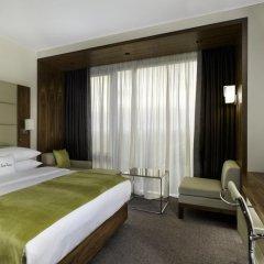Отель DoubleTree by Hilton Zagreb 4* Стандартный номер с различными типами кроватей фото 3