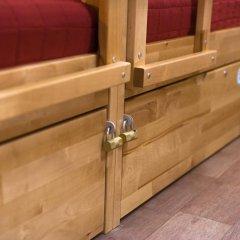 DREAM Hostel Zaporizhia Кровать в общем номере с двухъярусными кроватями фото 18