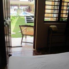 Drifters Hotel & Beach Restaurant Стандартный номер с двуспальной кроватью фото 16