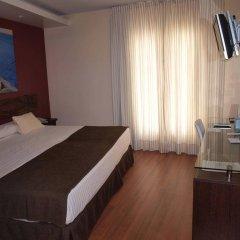 Отель Galeón 3* Улучшенный номер с различными типами кроватей фото 2