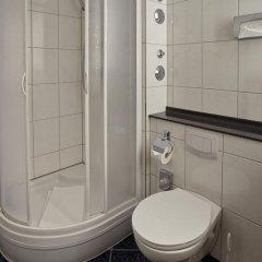 Отель Demas Garni Германия, Унтерхахинг - отзывы, цены и фото номеров - забронировать отель Demas Garni онлайн ванная