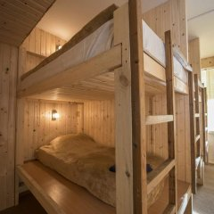 Гостиница Шымбулак 3* Кровать в общем номере двухъярусные кровати фото 11
